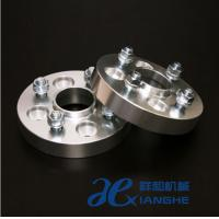 "China 25mm / 30mm Sliver Custom Wheel Adapters For Car 5*4.50"", Wheel Hub Flange wholesale"