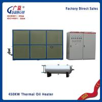China thermal oil boiler electric boiler on sale