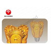 China 6 3/4 Inch Tricone Drill Bit 532 171mm For Soft Formations , Wear Resistance wholesale