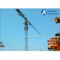 China P6016 Flattop Topless City Lifting Tower Cranes 10T 50m Height , GOST wholesale