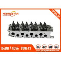 China Year 1982-1986 Cylinder Head Complete For MITSUBISHI Pajero L300  908511 Valve Deepth 3.2mm wholesale