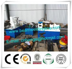 China Steel Rod Threading Machine And Necking Machine CNC Drilling Machine For Metal Sheet wholesale