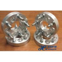"China 4pc Custom Car Wheel Spacers Adapters CNC Machined 5 Lug 5x5.50 1.5"" Thick wholesale"