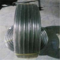 China China Manufacturer PVC/plastic flexible steel wire reinforced hose/pipe/tube/tubing on sale