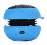 Sytle Rechargeble Hamburger Speaker for iphone mp3 laptop hot sell mini speaker