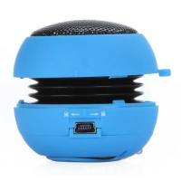 Quality Sytle Rechargeble Hamburger Speaker for iphone mp3 laptop hot sell mini speaker for sale