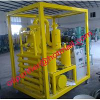 China Multi-founction Oil Purifier, Oiling/ Vacuum Pumping/ Oil Filtration/ Vacuum Drying wholesale