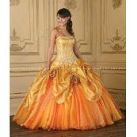 China Strapless Quinceanera Gown wholesale
