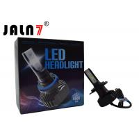 China 9000LM Automotive Led Headlight Bulbs / Led Car Headlights Conversion Kit wholesale