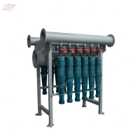 China Low Density Cleaner 400l/Min 10mm Paper Pulp Making Machine on sale