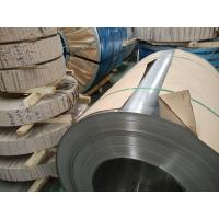 China 201 Cold Rolled Stainless Steel Coils on sale