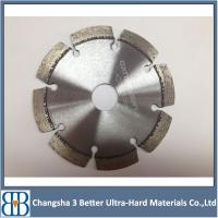 China cheap price tile marble granite cutting continous 110 diamond saw blades wholesale