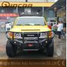 China All Year Aluminum Material Front Bumper Bullbar For FJ Cruiser wholesale