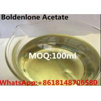 China Boldenone Acetate Legal Injectable Steroids For Bodybuilder Factory Authentic wholesale