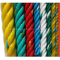 China PP/polyester/nylon/PE braided rope with ABS certificate wholesale