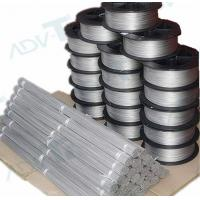 China Titanium Grade 1 Wire ASTM B348 In Coil / On Reel For Glasses Frames Bicycle Spokes wholesale