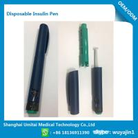 Quality Professional Diabetes Insulin Injection Pen Disposable For Insulin Administration for sale