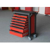 China 27 Inch Mechanic Tool Cabinet With 7 Drawers To Store Tools Lockable wholesale