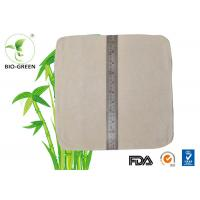 """China Organic Bamboo Reusable Baby Wipes With Machine Wash Style 25*25cm / 10""""*10"""" wholesale"""