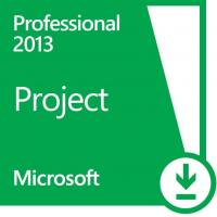 China 32 / 64 Bit Microsoft Project Professional 2013 Retail License Digital Download wholesale