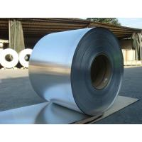 China Silver Hot Rolled 5052 Aluminum Coil Width 300-2600mm For Pressure Vessels wholesale