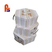 China Vintage Cardboard Packing Boxes Mini Size CMYK Color Environmentally Friendly wholesale