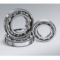 China Chrome Steel Deep Groove Ball Bearing 6003 2RS, 6003 ZZ wholesale