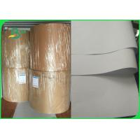 Quality Woodfree Uncoated Offest Paper FSC 61 cm High Brightness Jumbo Roll 70gsm for sale