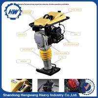 China Road machinery honda gasoline engine tamping rammer wholesale