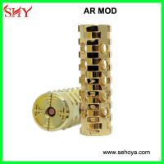 Newest products 2014 ecig mechnaical mod AR mod/AR clone/AR mods e cigarette