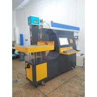 Quality Fabric CO2 laser marking machine with larger marking size (GSI JK LASER) for sale