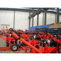 China 150m Depth Portable Water Well Drilling Equipment For SaleGY-150T on sale