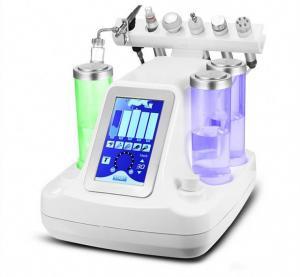 China 3 In 1 H2O2 Hydrogen Peel Equipment / Hydro Toning Water Dermabrasion Aqua Facial Machine wholesale
