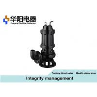China Portable Submersible Sewage Pump For Basement Bathroom Toilet Plant Subway wholesale