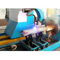 Quality Steel Structure Manufacturing Equipment CNC Intersection Line Cutting Machine for sale