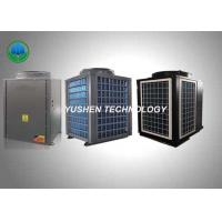 China All Season 24 Hours High Temperature Air Source Heat Pumps Easy Installation wholesale