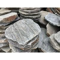 China Oyster Quartzite Round Stepping Stones,Natural Stone Pavers,Garden Stepping Pavement,Landscaping Stepping Paving Stone wholesale