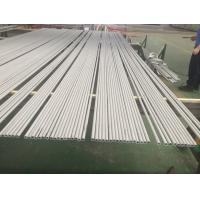 China Nickel Alloy ASTM B474 UNS N10276 Hastelloy C276 PE BE Hot Rolling pipe tube wholesale
