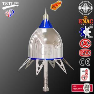 China SMT-ESE60 (Early Streamer Emission) ESE lightning rod wholesale
