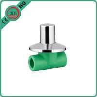 China Economic Ppr Concealed Valve , Durable Concealed Stop Valve Fusion Welding wholesale