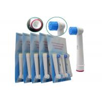 China Adults Replacement Braun Oral B Toothbrush Heads Blister Card 4 Pcs/Pack EB 17S wholesale