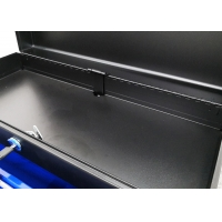 China ISO9001 3 Drawer Lockable Portable Workstation Toolbox Comfort Grip wholesale