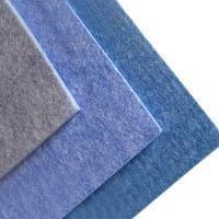 China Television Station Polyester Acoustic Panels / Acoustical Fiber Board on sale
