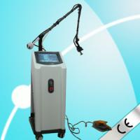 China CO2 Fractional Laser Machine for Acne scars reduction / Laser skin resurfacing wholesale