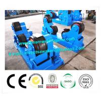 China Self Aligning Rotator / Pipe Weld Rotator With PU Roller For Boiler Industry wholesale