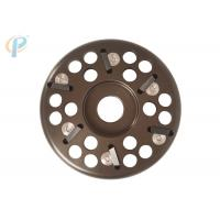 Buy cheap Light Weight Design Dairy Hoof Trimming Alloy Material Disc With 6 Blades For from wholesalers