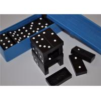 China Domino Cheating Tiles With Luminous Marks For Domino Gambling wholesale