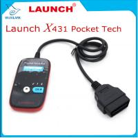China Launch Pocket Tech Code Reader OBDII Code Reader Scanner Portable Device wholesale