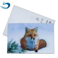 China Digital Printing Name 3d Plastic Business Cards Size 8.0x5.4cm Alkali - Resistant wholesale