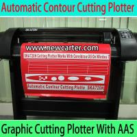 China Graph Cutting Plotter With Automatic Contour Cutting Function Vinyl Sign Cutter With AAS wholesale